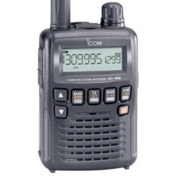 Icom IC-R6 Scanner