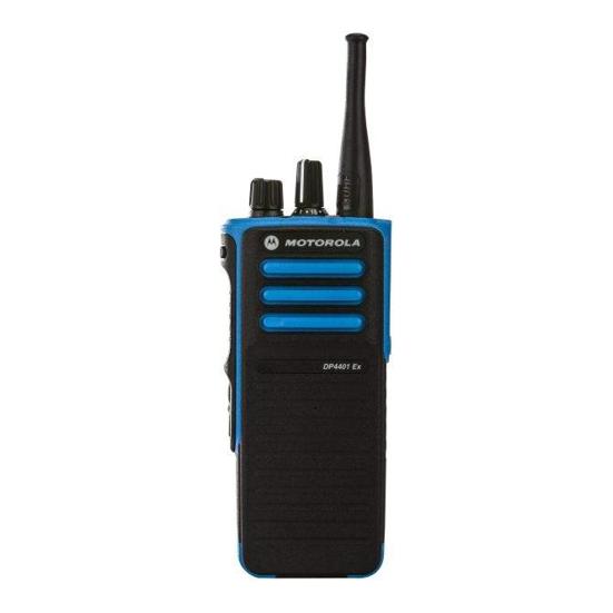 Motorola DP4400-4401 ATEX